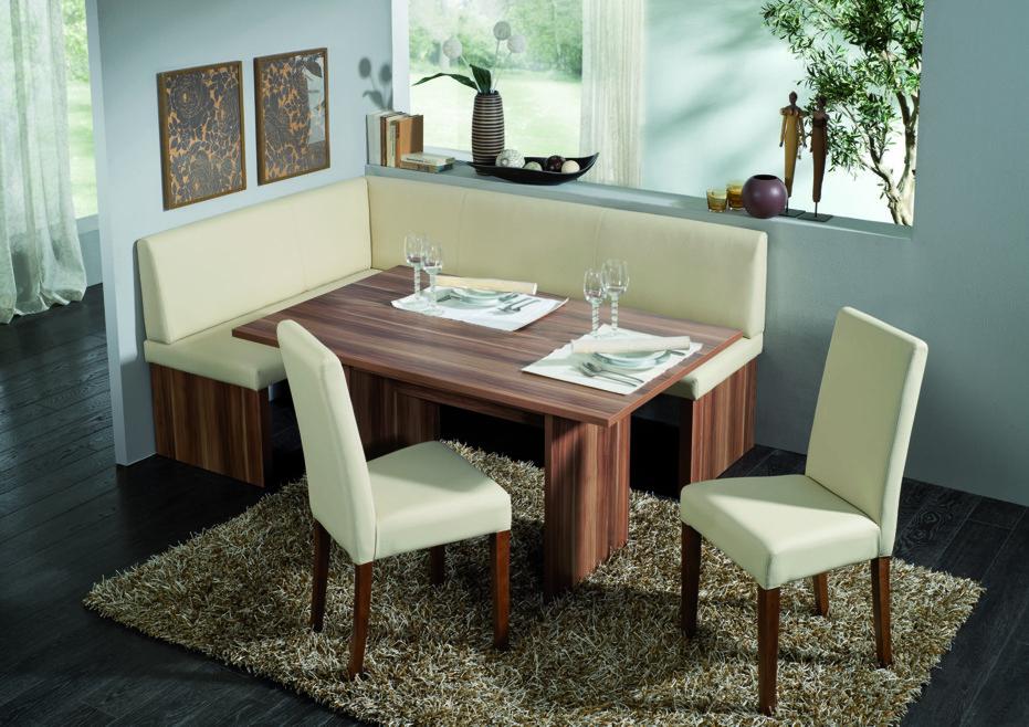 Kuchyňská rohová lavice jídelní sestava corinna akce únor
